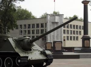 В братской могиле захоронят защитников Воронежа