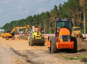 Движение на въезде в Воронеж ограничат почти до конца года