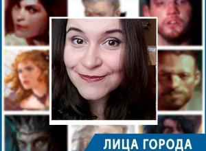Воронежская художница Екатерина Тамбовцева: «Меня вдохновили пенсионерка с сигаретой и мужчина без штанов»