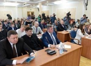 Воронежской гордуме рекомендовано свыше отменить выборы мэра