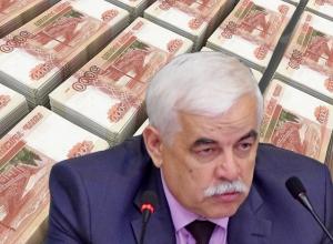 Юрий Агибалов будет получать надбавку к пенсии около 300 тыс руб в месяц из бюджета Воронежской области