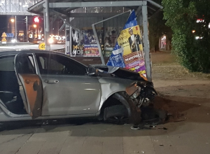 19-летний водитель сбил насмерть пешехода на остановке в Воронеже