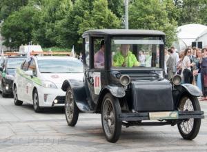 Через Воронеж пройдет автопробег уникальных электромобилей