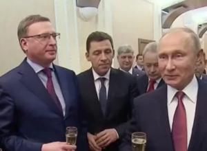Александр Гусев занял почётное место на «длинном пьедестале» губернаторов-новичков