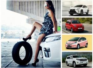 Воронежцы назвали топ-10 самых женских автомобилей