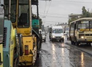 На ремонте дороги по 20-летию Октября в Воронеже похитили миллионы рублей