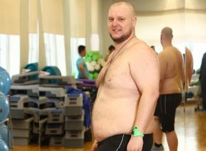 Похудевший на 40 килограммов Петр Антипов в проекте «Сбросить лишнее»