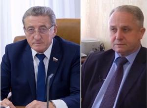 Со скандалом оставивший пост председателя облсуда Богомолов нашёл работу у сенатора Лукина