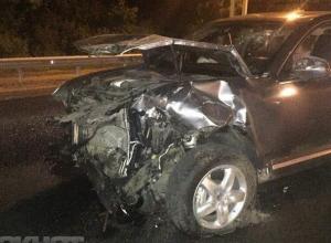 Виновному в смертельном ДТП под Воронежем водителю Porsche Cayenne с номером 666 продлили арест