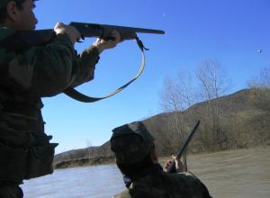 В Воронежской области запретили охотиться на три года