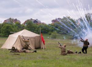 На берегу реки Хворостань под Воронежем вспомнят бои лета 1942-го