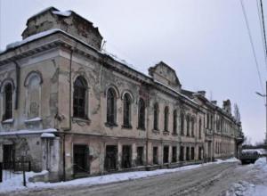 Воронежский онкодиспансер разместится в историческом здании