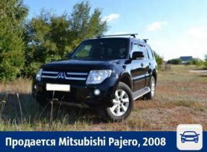 Mitsubishi Pajero продается в Воронеже