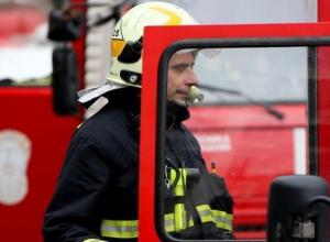 В Воронеже 20 человек эвакуировали из горящей пятиэтажки