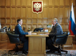 Воронежские власти в сфере бизнеса смотрят на Италию и Германию