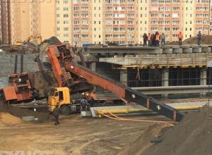 Путепровод на 9 Января в Воронеже откроют для пешеходов 14 декабря