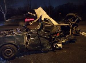 Полицейские рассказали подробности столкновения ВАЗа с Nissan в Воронеже
