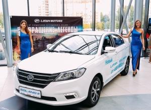 Lifan Solano II - комфортный городской седан для всей семьи в Ринг Авто Воронеж