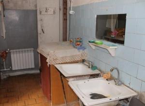 Сорок воронежских семей живут  в экстремальных условиях подвала
