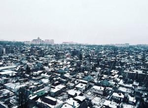 Воронеж с высоты птичьего полета сравнили с деревней