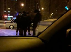 17-летний мажор на Lexus протаранил машину Росгвардии в Воронеже