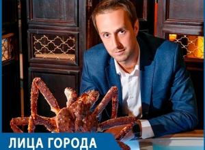 Ресторатор о живых морепродуктах и свежей рыбе в Воронеже