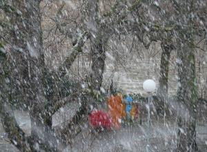 Воронежские спасатели предупредили горожан о приближающемся снегопаде и гололеде