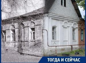 Как менялось древнейшее здание на воронежской Старухе