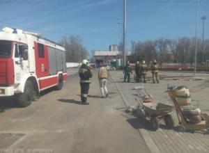 Мину, найденную на стадионе «Чайка» в Воронеже, подорвали