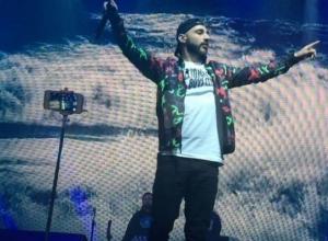 На закрытом концерте в Воронеже выступил рэпер из Black Star Mafia - L'One