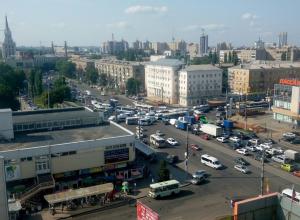Съезд ФАО-чиновников грозит транспортным коллапсом Воронежу