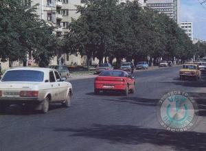 Воронежцы позавидовали улице Кирова времен 90-х