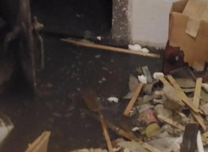Нечистотный апокалипсис: жители воронежской многоэтажки утопают в фекалиях