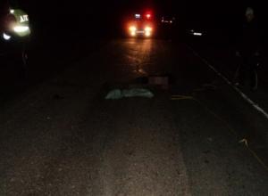 В Воронежской области автомобиль сбил пешехода насмерть и скрылся с места трагедии