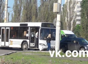 Остужевское кольцо «замкнулось» в Воронеже мертвой пробкой