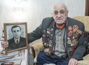 Почетным гражданином стал 100-летний защитник Воронежа