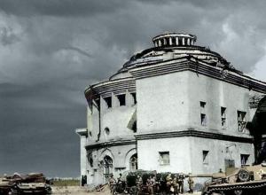 Воронежцам показали, как выглядела Ротонда до разрушения