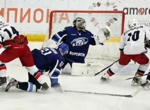 «Буран» в упорной борьбе проиграл «Зауралью» в Воронеже