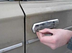 В Воронеже поймали серийного автоугонщика ВАЗов