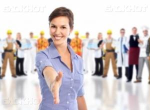 Специалисты Центра занятости населения «Молодёжный» предлагают помощь в трудоустройстве