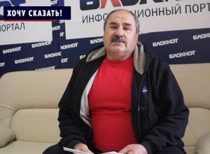«Мой сосед отказался по мирному проводить межевание!» - воронежец Николай Степанов