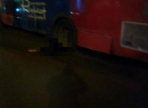 Стали известны подробности смертельного наезда маршрутки на женщину в Воронеже