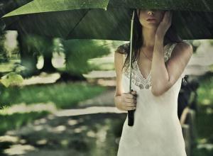 Дожди с грозами накроют Воронеж на выходных