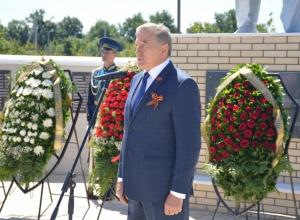 Мужество и стойкость победителей остаются в памяти, являясь примером для всех нас, - сенатор Лукин