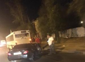Два человека пострадали в ДТП с автобусом № 90 в Воронеже