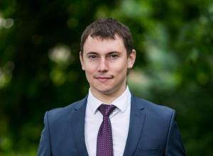 Воронежец Игорь Перевезенцев стал самым молодым кандидатом в губернаторы за всю историю России