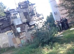 ДСК Сергея Лукина вцепился в сараи на Пирогова