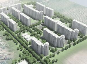 В Воронеже начали подготовку к строительству школы в ЖК «Спутник»