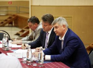 Правительство России наградило Воронеж за успехи в напряжённой сфере