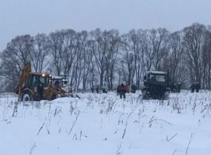 Диспетчер рассказал о падении воронежского самолета Ан-148